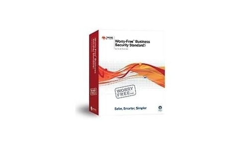 Trend Micro Worry-Free Business Security V5 Standard 10-user