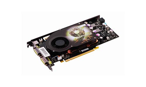 XFX GeForce 9600 GSO 1536MB