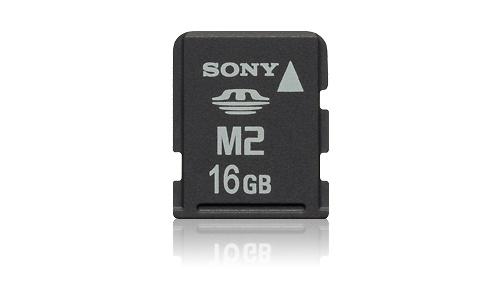 Sony Memory Stick Micro 16GB