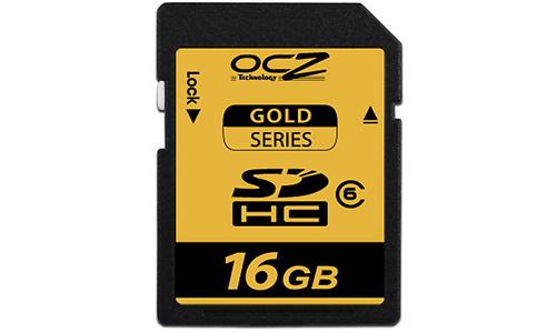 OCZ SDHC Class 6 16GB