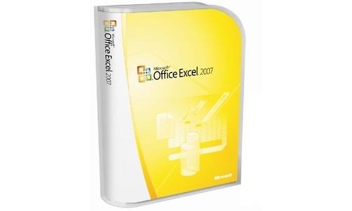 Microsoft Excel 2007 NL