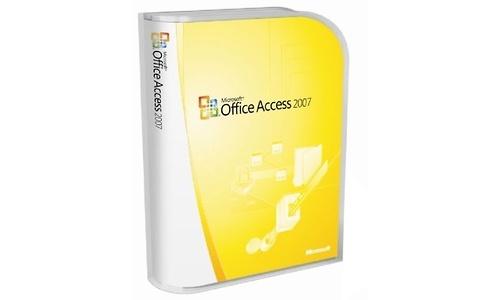 Microsoft Access 2007 NL