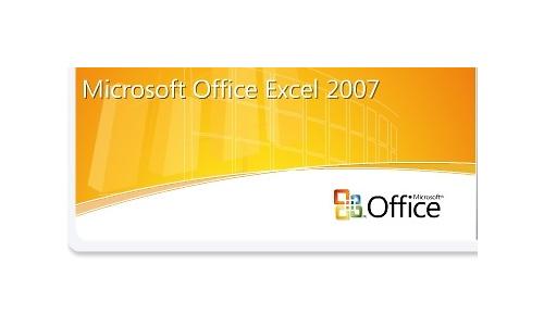 Microsoft Excel 2007 EN