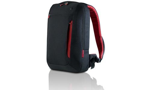 """Belkin Impulse Backpack 17"""" Jet / Cabernet"""