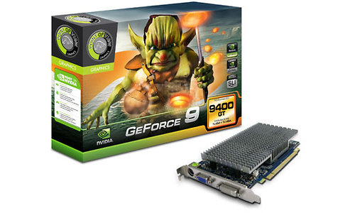 Point of View GeForce 9400 GT 512MB