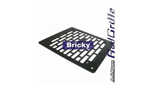 AC Ryan RadGrillz Bricky 120mm Black