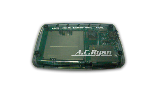 AC Ryan Card Reader 50++ Pocketsize USB 2.0