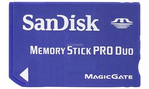 Sandisk Memory Stick Pro Duo 16GB
