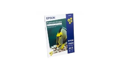 Epson Premium Glossy Photo Paper A4 50 sheets