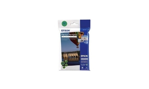 Epson Premium Semigloss Photo Paper 10x15cm 50 sheets