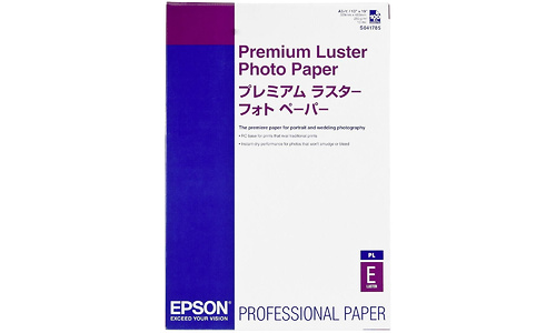 Epson Premium Luster Photo Paper A3 100 sheets