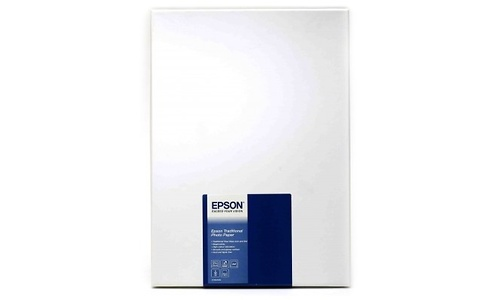 Epson Traditional Photo Paper A4 25 sheets