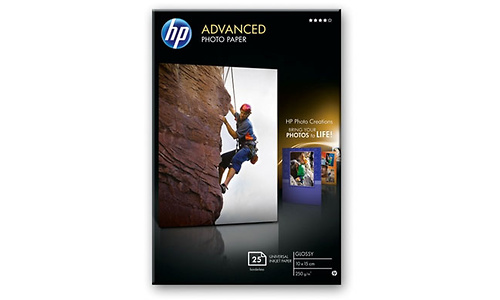 HP Q8691A Advanced Photo Paper 10x15cm 25 sheets
