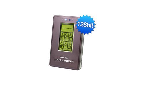 Amacom Datalocker 500GB 128-bit AES