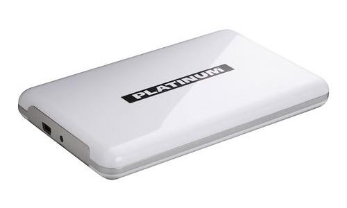 Platinum MyDrive 500GB White