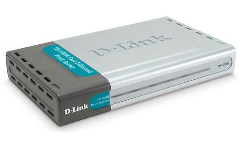 D-Link DP-300U Print Server
