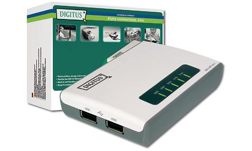 Digitus Multifunction Ethernet Print Server