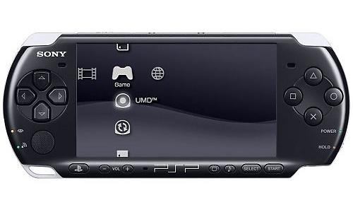 Sony PSP Slim & Lite Black