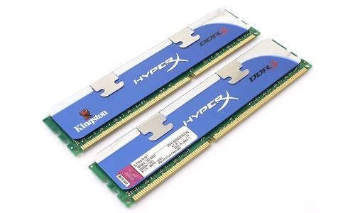 Kingston HyperX 4GB DDR3-1600 CL9 kit