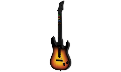 Activision Guitar Hero World Tour Standalone Guitar