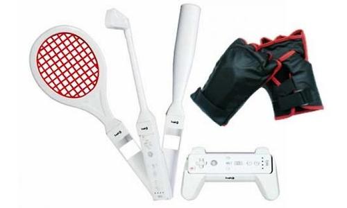 Logic3 Wii Super Sports Pack