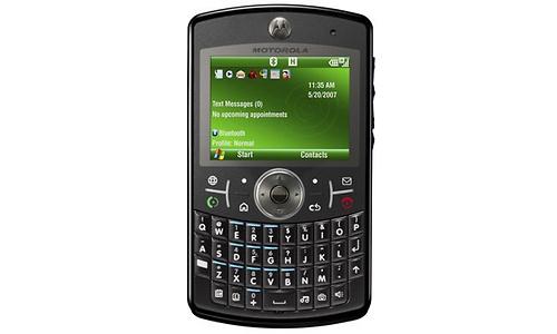 Motorola Q9h Black
