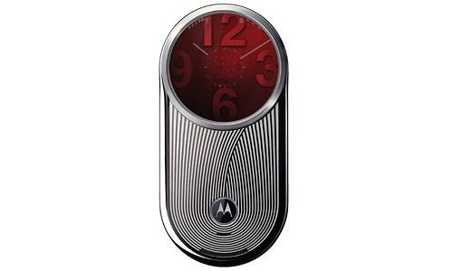 Motorola Aura Silver