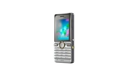 Sony Ericsson S312 Honey Silver