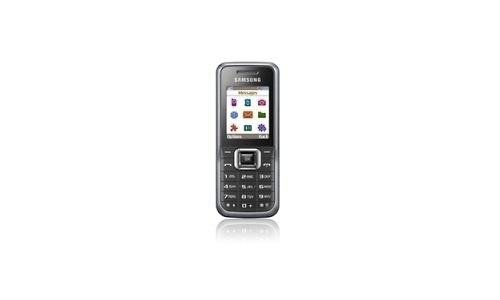 Samsung E2100B Garua B Midnight Black