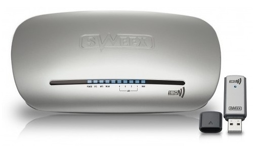 Sweex Wireless 150N kit