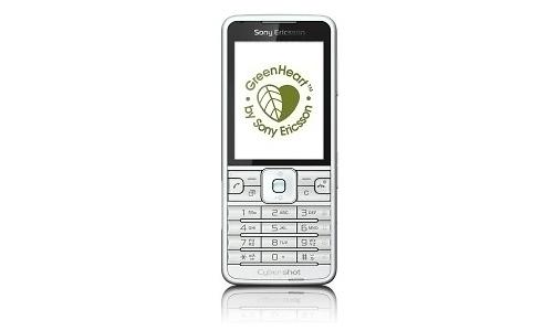 Sony Ericsson C901 Ocean White