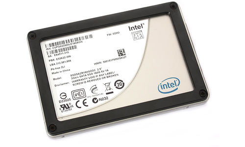 Intel X25-M Postville 160GB
