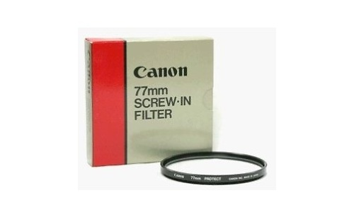 Canon F77REG Regular Filter 77mm