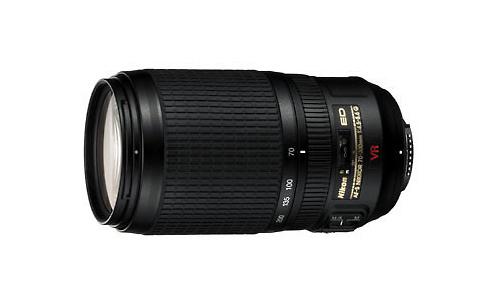 Nikon AF-S 70-300mm f/4.5-5.6G IF ED VR