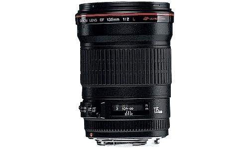 Canon EF 135mm f/2L + EXT USM