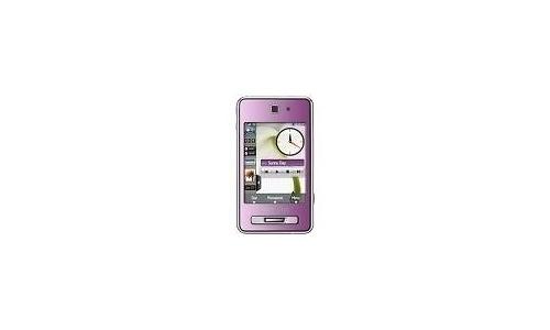 Samsung F480i TouchWiz Coral Pink