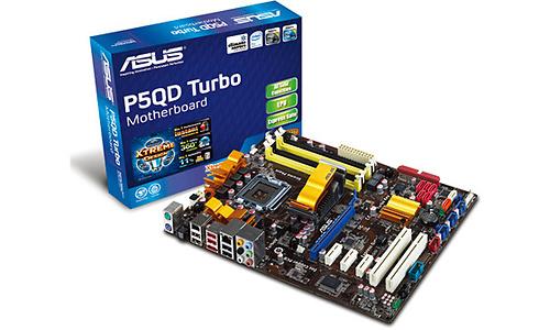 Asus P5QD Turbo