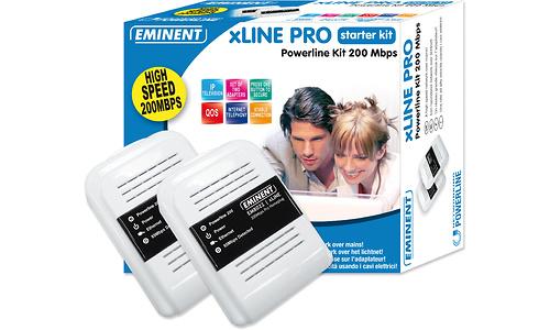 Eminent xLine Pro 200Mbps Starter kit