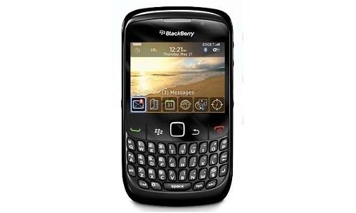 BlackBerry Curve 8520 Black