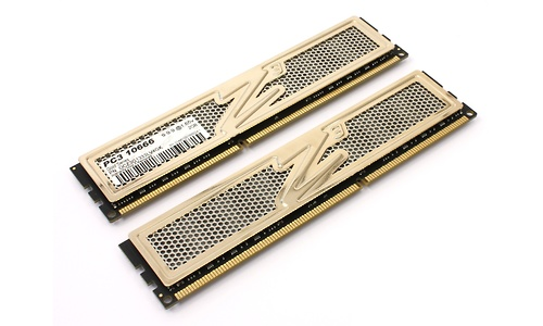 OCZ Gold 4GB DDR3-1333 CL8 Low Voltage kit