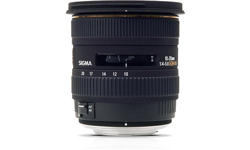 Sigma 10-20mm f/4-5.6 EX DC HSM (Nikon)