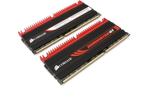 Corsair Dominator GT 4GB DDR3-1600 CL7 kit (AirFlow Fan)