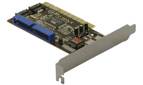 Delock IDE/SATA PCI Adapter
