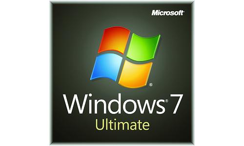 Microsoft Windows 7 Ultimate 32-bit EN OEM