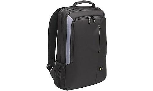 """Case Logic Slimline Backpack 17"""" Black"""
