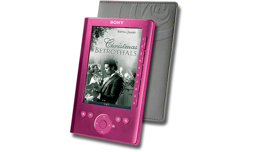 Sony Reader Pocket Edition Red