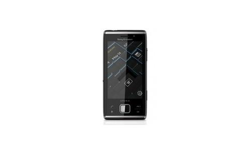 Sony Ericsson X2 Modern Silver