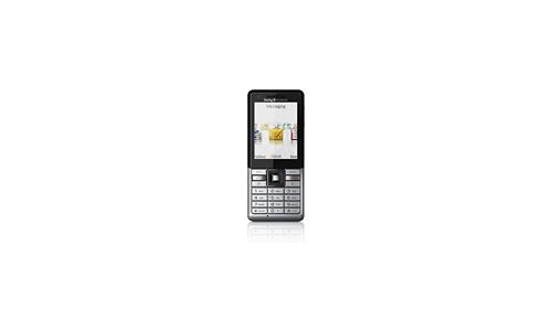 Sony Ericsson J105 Naite Vapour Silver