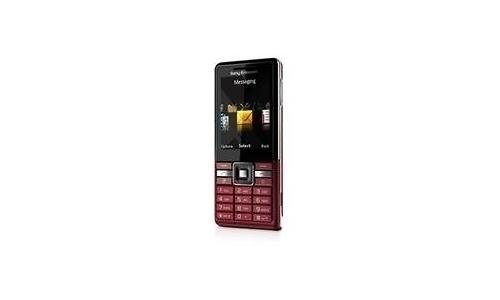 Sony Ericsson J105 Naite Ginger Red