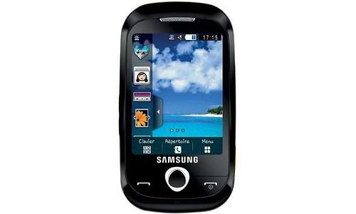 Samsung S3650 Corby Chic White